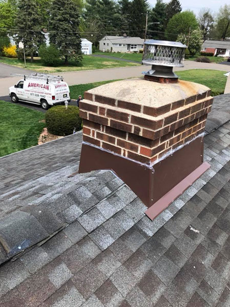 Chimney Cap Installation Teaneck NJ