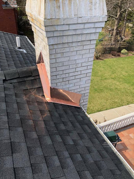 Chimney Flashing Repair Teaneck NJ