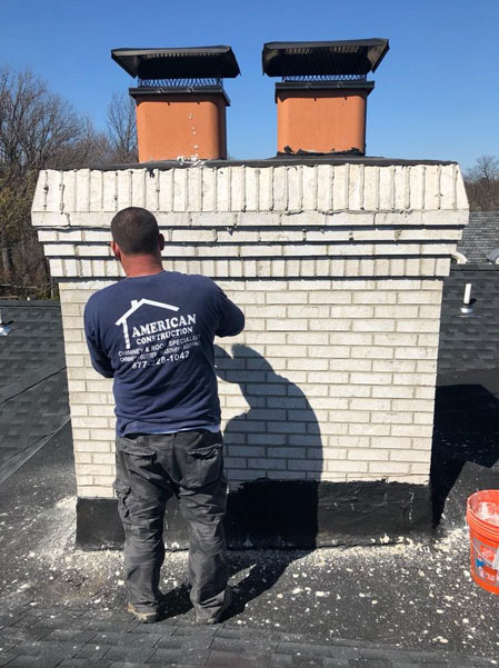 Chimney Mortar Repair Northern Valley NJ