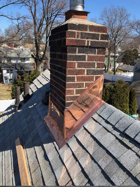 Chimney Rebuild Teaneck NJ