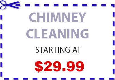 Chimney Cleaning starting at $29.99
