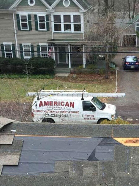 Emergency Roof Repair Nj Roof Tarp Installation