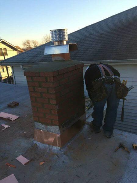 Chimney Repair New Jersey Chimney Leak Repair
