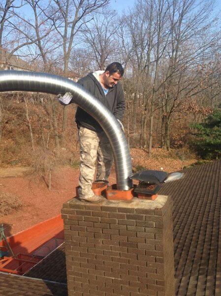 New Jersey Chimney Repair Chimney Leak Repair