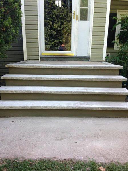 New Jersey Masonry Repair Walls Steps And Stoop Repair