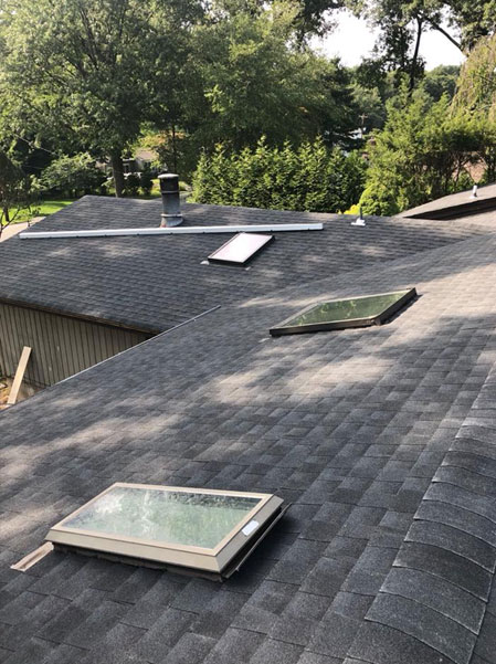New Jersey Roofing Roof Leak Repair Skylight Repair